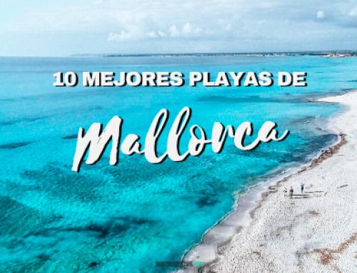 Top 10 Mejores playas de Mallorca ¡Imprescindibles si vas a visitar la isla este verano!