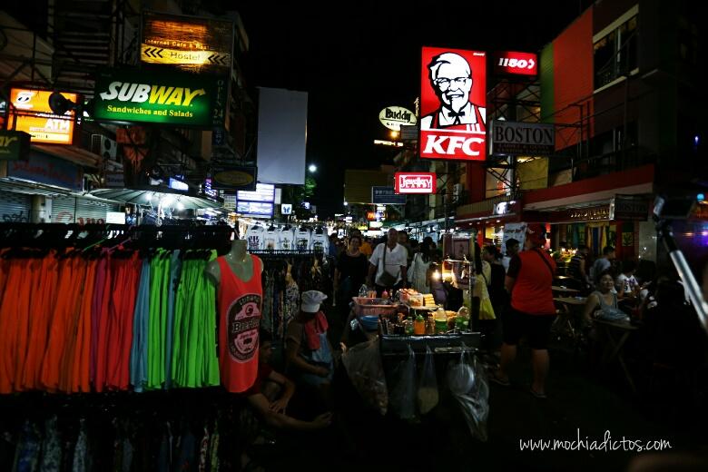 bangkok primeras impresiones
