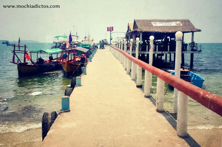 Puerto de Sihanoukville