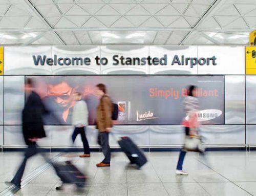 Como llegar a Londres desde el Aeropuerto de Stansted