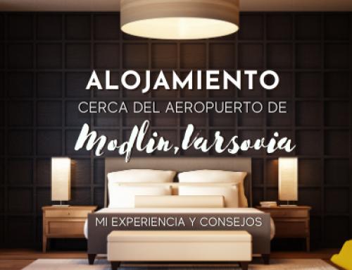 Hoteles donde alojarse cerca del Aeropuerto Modlin ¡Mi experiencia y consejos!