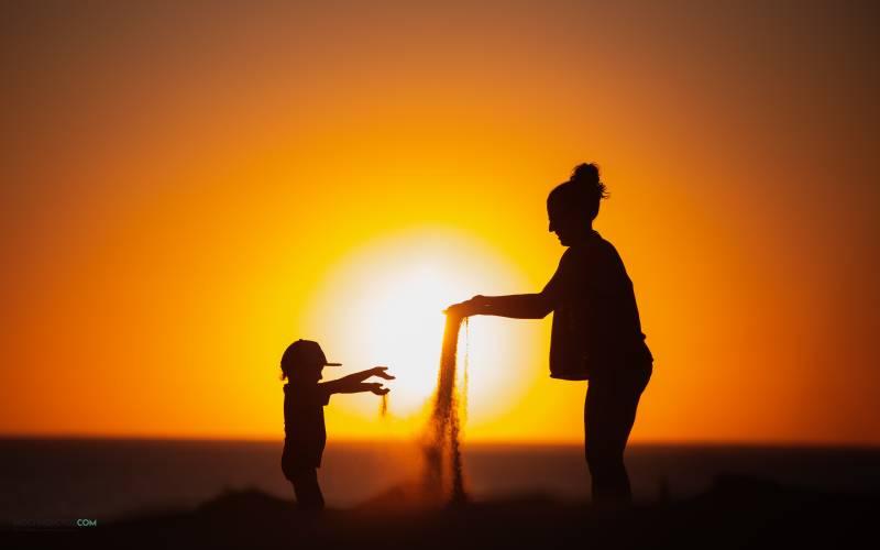 Australia con niños