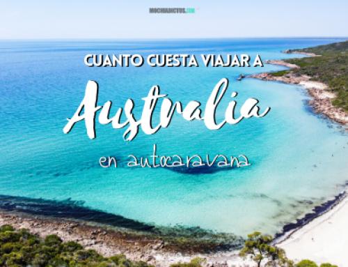 Cuanto cuesta viajar a Australia en Autocaravana [Ruta de 3 semanas por WA]