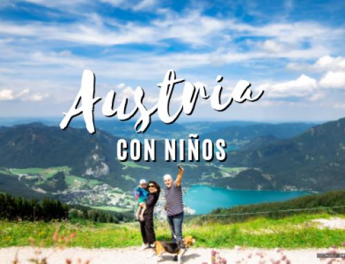 Austria con niños [Ruta perfecta en familia]
