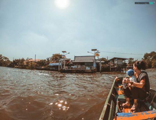 Bangkok con niños [La ruta perfecta]
