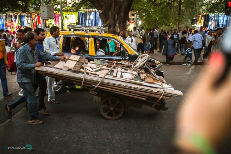 bombay primera vez en India