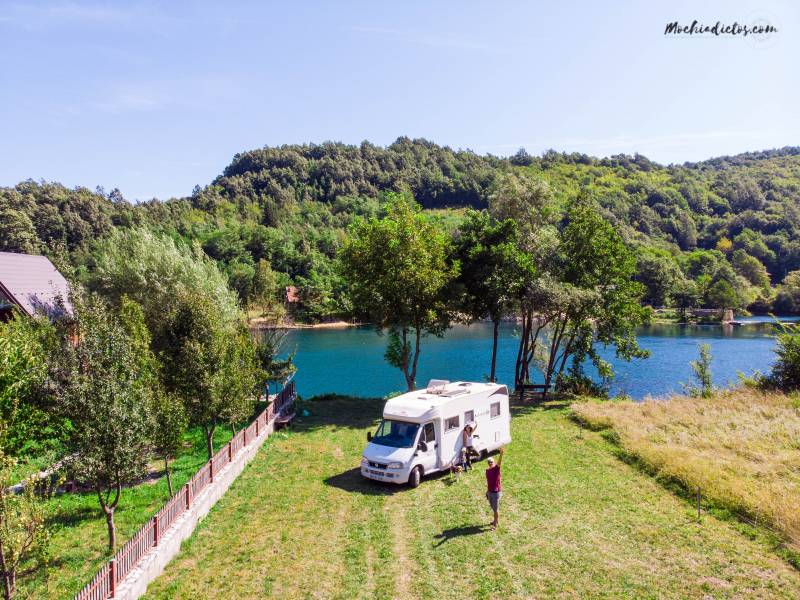 Viajar a Bosnia en Camper