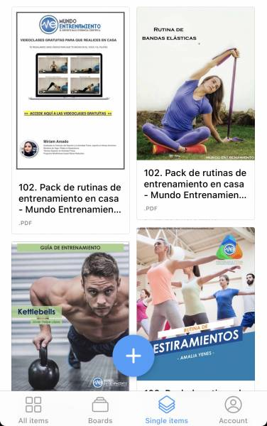 Bundle Ebooks Mundo Entrenamiento1