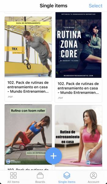 Bundle Ebooks Mundo Entrenamiento