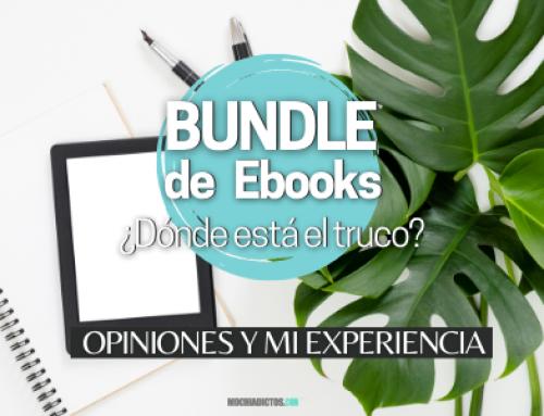 La verdad sobre Bundle de Ebooks: Opiniones y mi experiencia ¿Dónde está el truco?