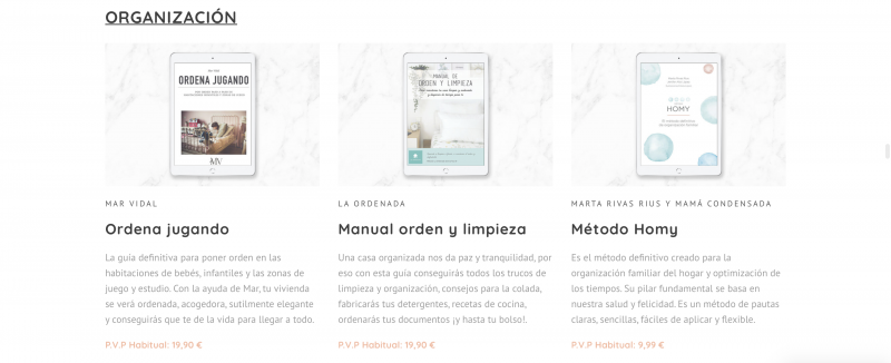 Bundle de Ebooks Planificación inconvenientes