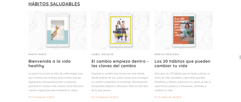 Bundle de Ebooks hábitos saludables opiniones