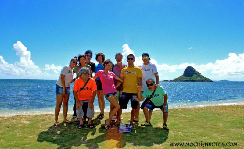 viaje a Hawaii en familia