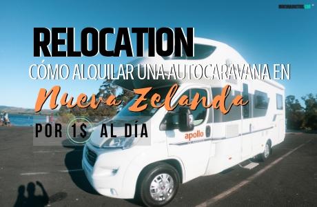 Cómo alquilar una autocaravana en Nueva Zelanda barato