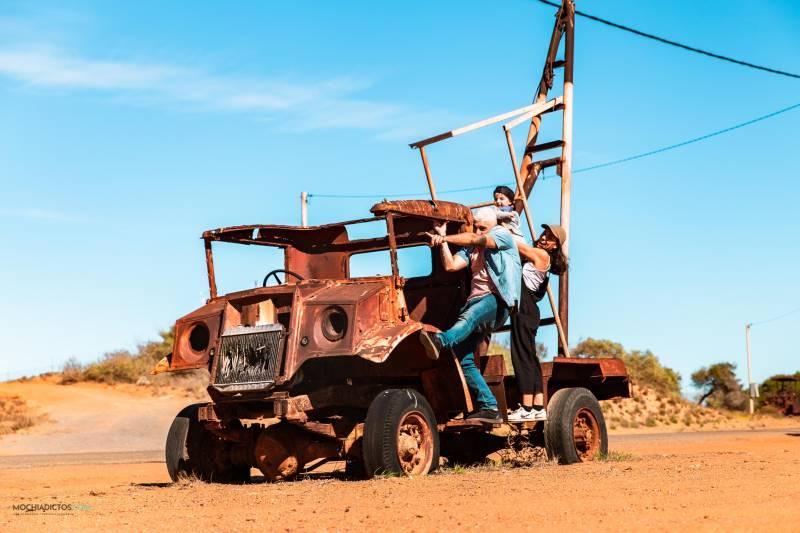 Carnarvon Ruta Costa Oeste Australia
