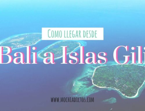 Cómo llegar a las Islas Gili desde Bali : 3 mejores opciones.