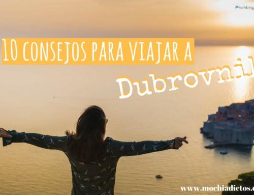 10 Consejos para viajar a Dubrovnik