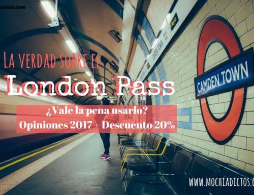 La verdad sobre el London Pass ¿Vale la pena usarlo? Opiniones 2017 + Descuento 20%