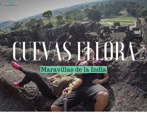 Cuevas Ellora,Aurangabad. Maravillas de la India menos conocida
