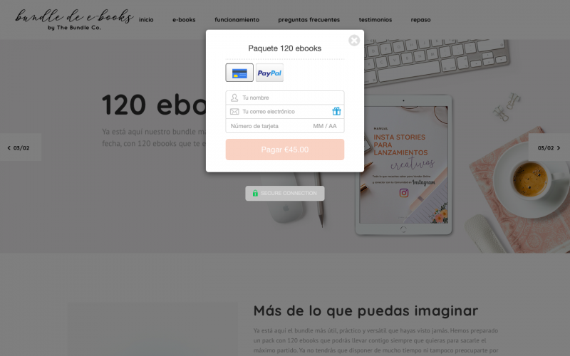 Como comprar el Bundle Ebooks