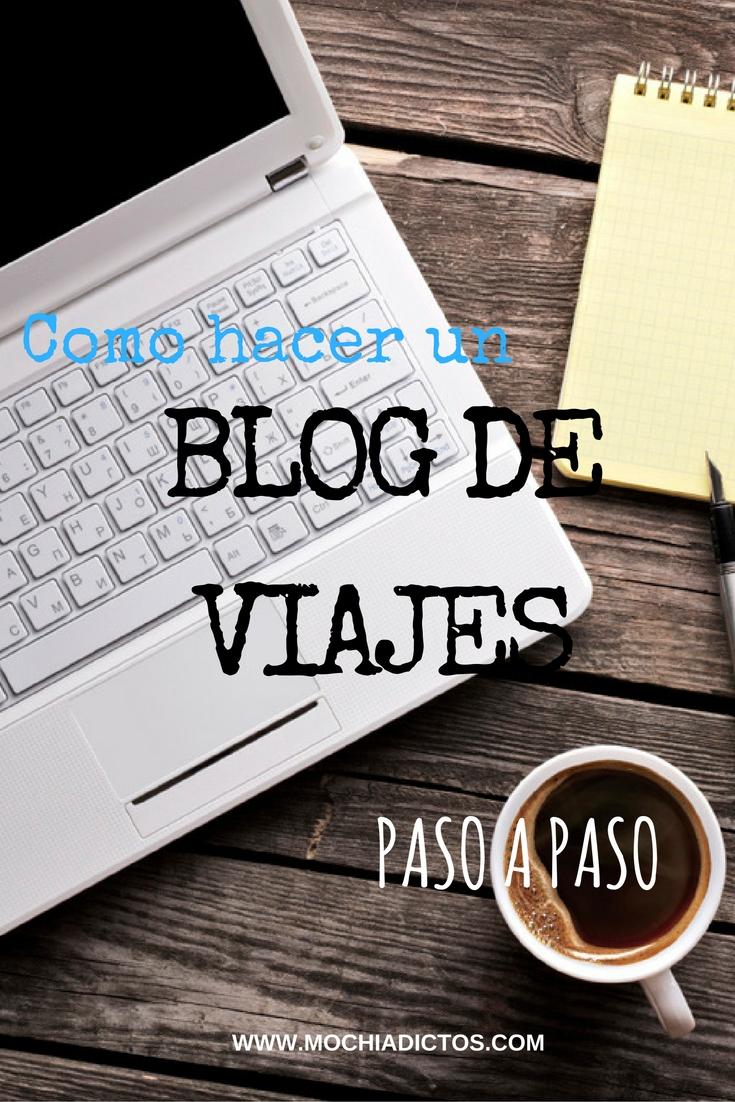 Como hacer un blog de viajes para ganar dinero con él