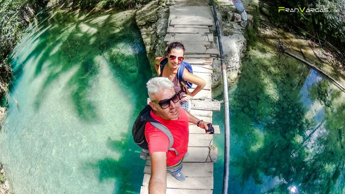 Como ir a Kawasan Falls,Filipinas.Fran Vargas Photography