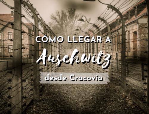 ¿Cómo llegar a Auschwitz desde Cracovia?