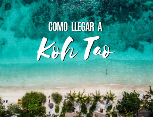 Como llegar a Koh Tao ¡Consejos y Mi experiencia!