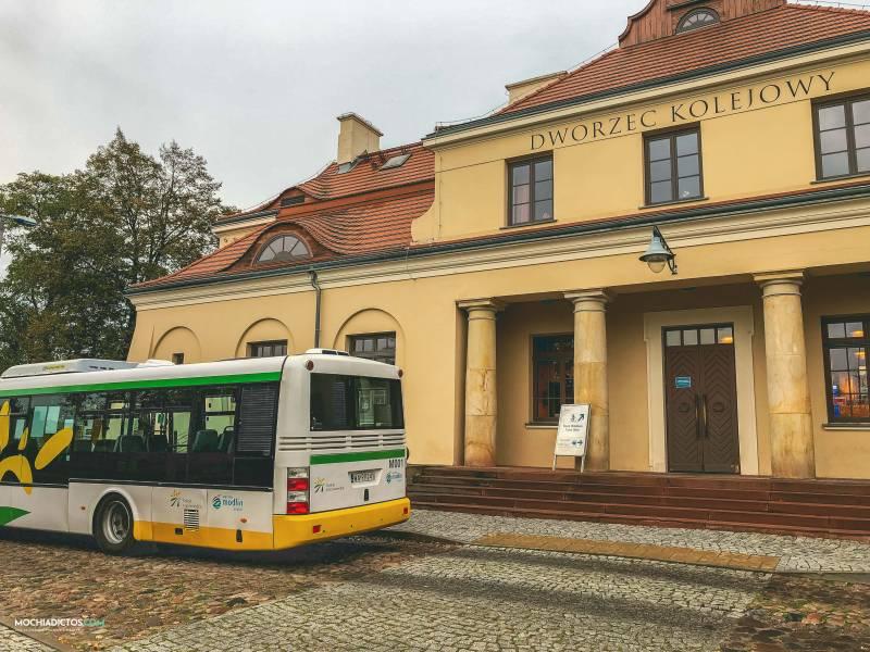 Como llegar a Varsovia desde el Aeropuerto Modlin