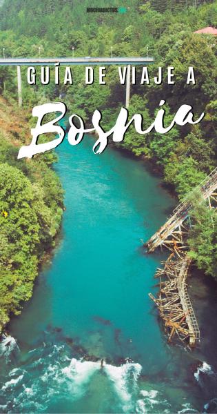Consejos para viajar a Bosnia, Pinterest.