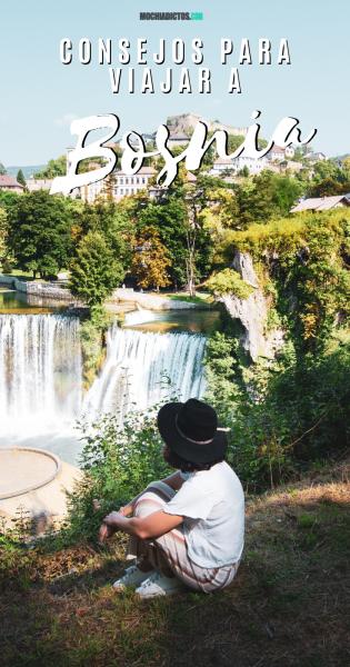 Consejos para viajar Bosnia, Pinterest.