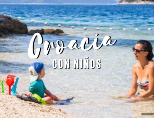 Croacia con niños ¡Mi experiencia y consejos!