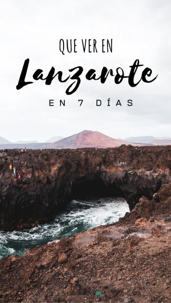 Consejos para viajar a Lanzarote Guía de viaje. Pinterest
