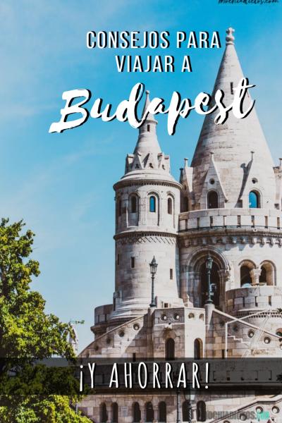 Consejos para visitar Budapest, Pinterest