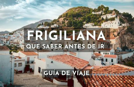Consejos para visitar Frigiliana, Guía de viaje