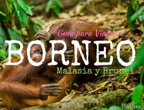 Viajar a Borneo (Malasia y Brunei) por libre. Itinerario de 9 días + ver orangutanes en Borneo.
