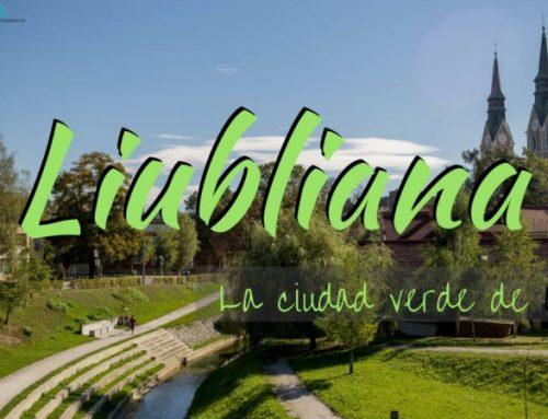 Que hacer en Liubliana [Guía de viaje] La llamaron la ciudad amada…
