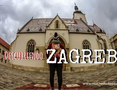 Descubriendo Zagreb. Mi primer contacto con Croacia