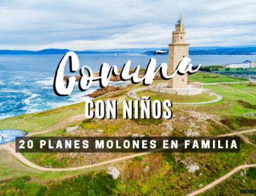 Coruña con niños: 20 Planes molones qué hacer en familia + Consejos