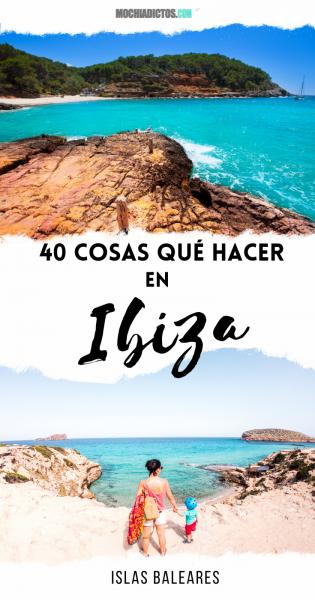 Cosas qué hacer en Ibiza