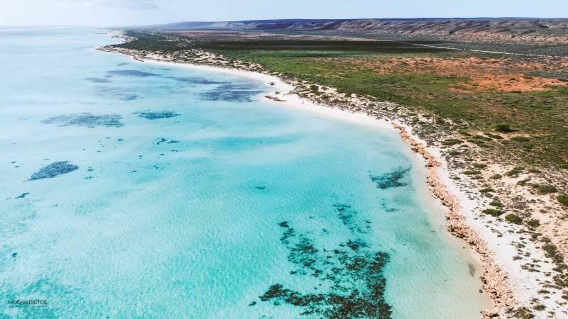 Costa Oeste Australia , Cape Range