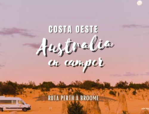 Costa Oeste de Australia en Camper [Consejos, ruta y +50 fotos]: De Perth a Broome en un mes.