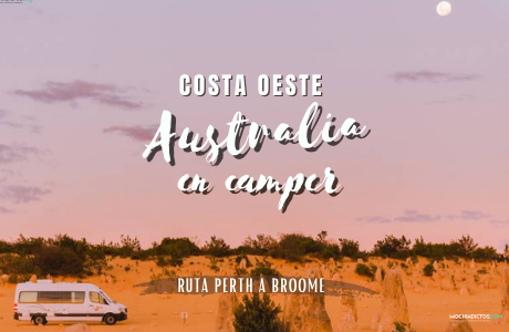 Costa Oeste de Australia en camper