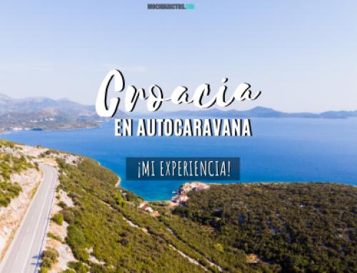 Consejos para viajar a Croacia en Autocaravana o Furgo Camper ¡Mi experiencia!