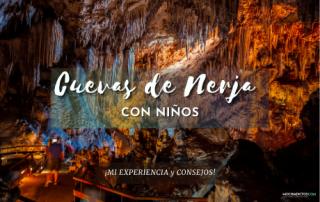 Cuevas de Nerja con niños, Mi experiencia y consejos.