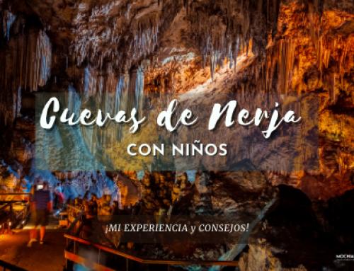 Visitar cuevas de Nerja con niños ¡Mi experiencia y consejos!