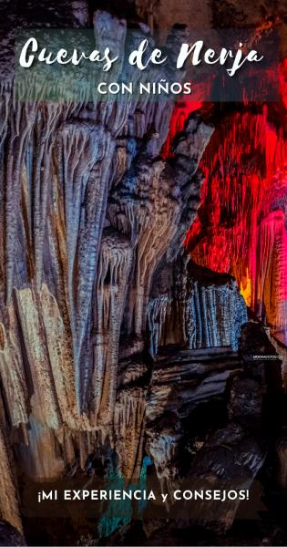 Cuevas de Nerja con niños, Mi experiencia y consejos