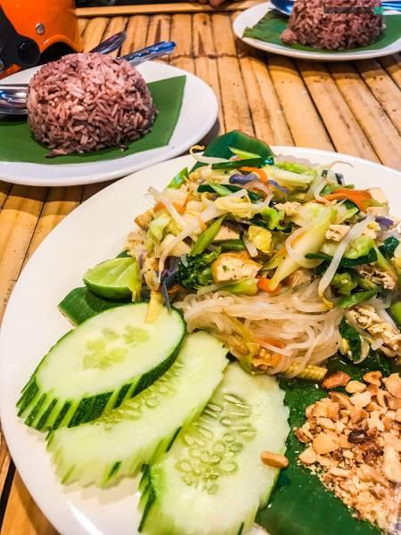 Dónde comer en Koh Phangan