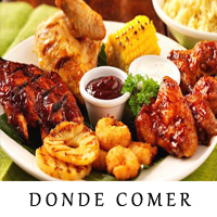 DONDE COMER