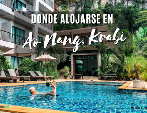 Dónde alojarse en Ao Nang ¡Experiencia y consejos mejores zonas y hoteles!